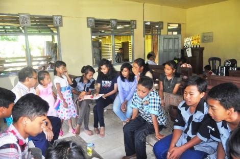 Bengkulu Pelatihan Jurnalistik di Stasi St Gabriel Unit Pastoral Ketahun1