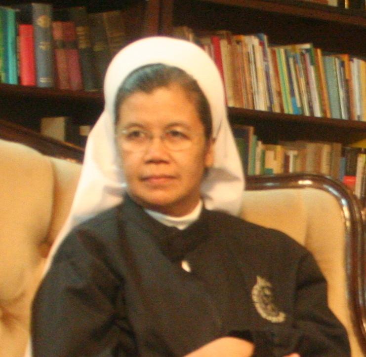 Sr. Anne Marie OP