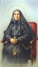 S. Fransiska Xaveria Cabrini