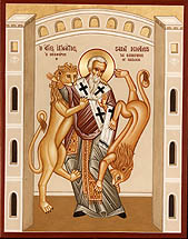 t. Ignatius dari Antiokhia