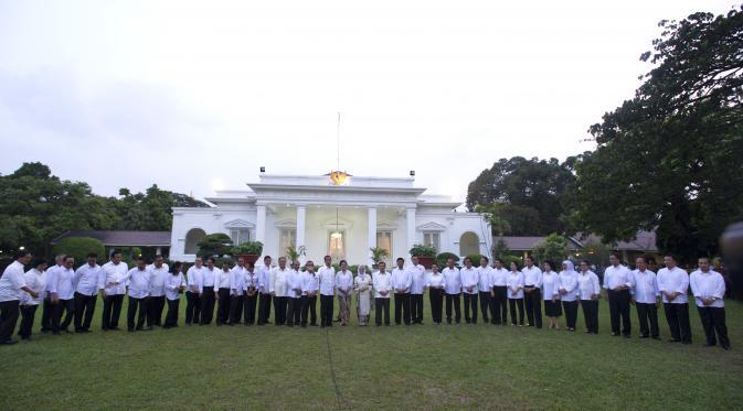 kabinet kerja jokowi by liputan 6