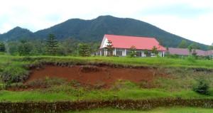Rumah Retret Maria Bunda Karmel, Ruteng, Flores / Foto : Retno Wulandari - Dok.Komsos KWI