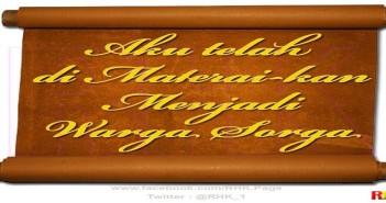 Ilustrasi: Jalan Menuju Kerajaan Allah - yesmaya.blogspot.com
