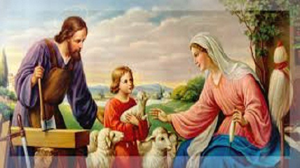Keluarga Kudus, www.frjohnmayo.com