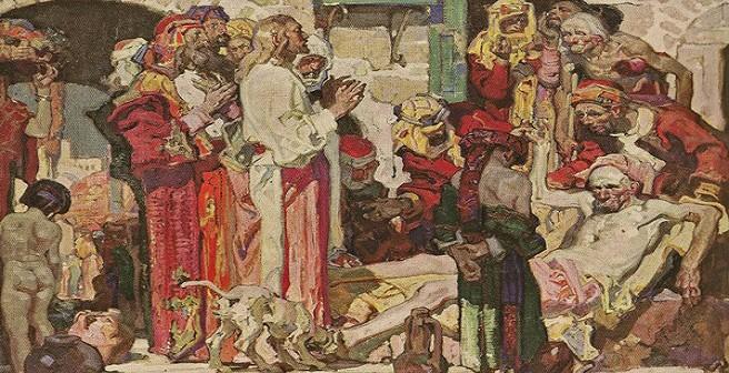 Renungan Harian │Senin 08 Februari 2016│ Pekan Biasa V (H) │St. Yohanes dari Matha; St. Hieronimus Emilianus; Sta. Yosefina Bakhita │Mrk. 6:53-56│