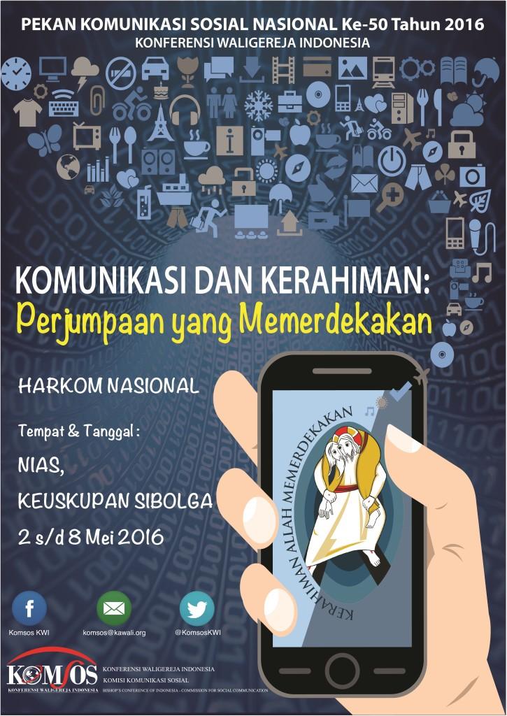 Poster Komunikasi 2016