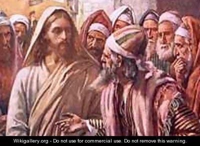 Imam Saduki bertanya tentang kebangkitan Orang