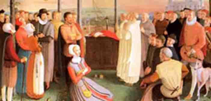 22 Juli, St. Philip Evans dan Yohanes Lloyd