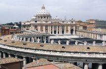 Vatikan, Pusat Gereja Katolik di dunia (Kredit:national Catholic Register.)