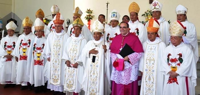 Beberapa Macam Uskup dan Perbedaannya