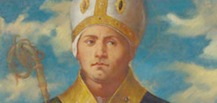 27 Oktober, St. Gaudiosus dari Napoli
