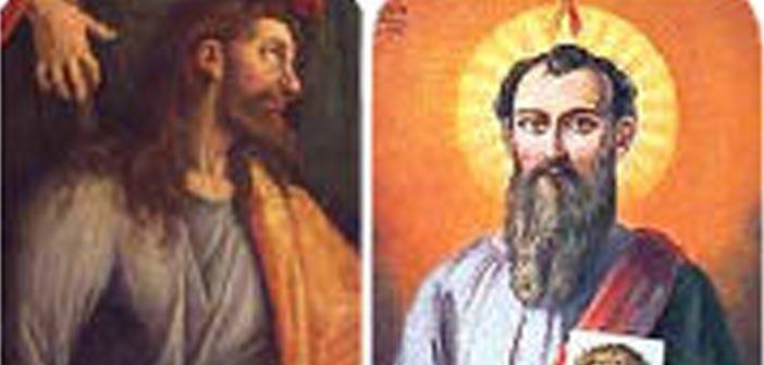 28 Oktober, St. Simon Orang Zelot