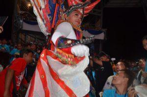 Atraksi budaya OMK Keuskupan Malang (1)