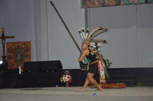 Atraksi budaya keuskupan agung Samarinda (3)