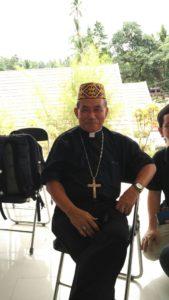 Mgr.Agus / Foto : Retno Wulandari - Komsos KWI
