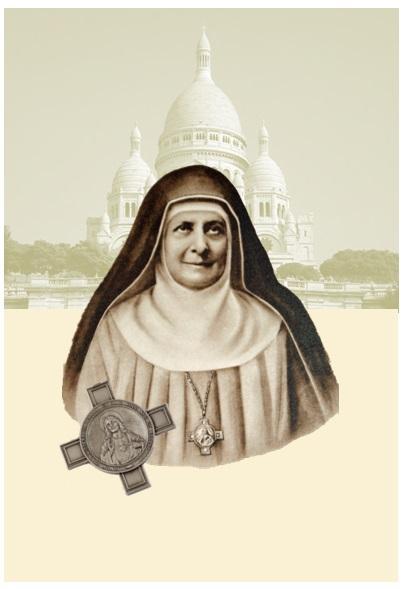 Marie Adele Garnier dan medalinya