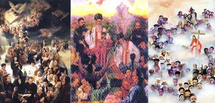 29 Juni, St. Paulus Wu Yan, Yohanes Baptista Wu Mantang, dan Paulus Wu Wanshu