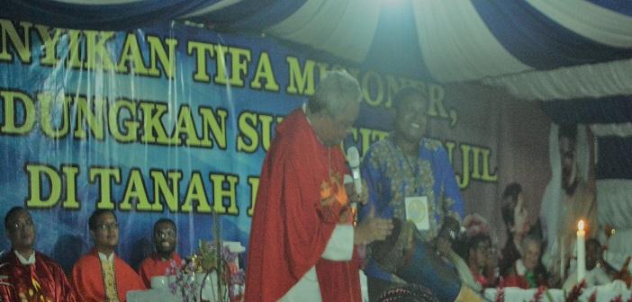 Jambore SEKAMI Perdana Di Papua