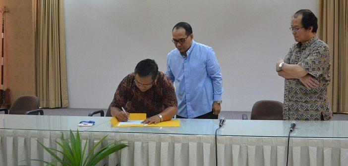 Romo Yoseph Kristanto Resmi Menjabat sebagai Sekretaris Komisi Seminari KWI