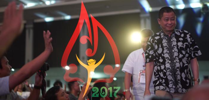 Ignasius Jonan Meriahkan Final Festival AYD 2017