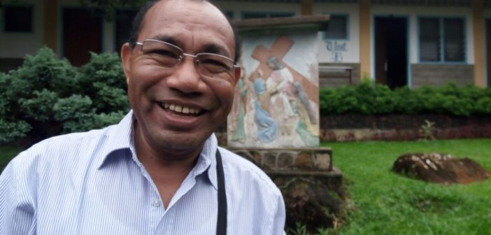 Undur Diri, Vikjen Keuskupan Sibolga Pindah Yogya
