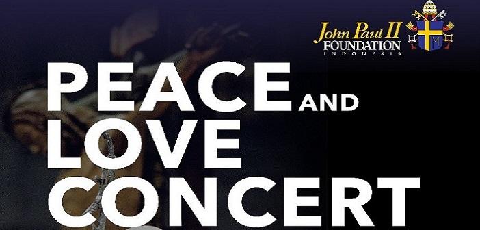 Konser Perdamaian dan Cinta