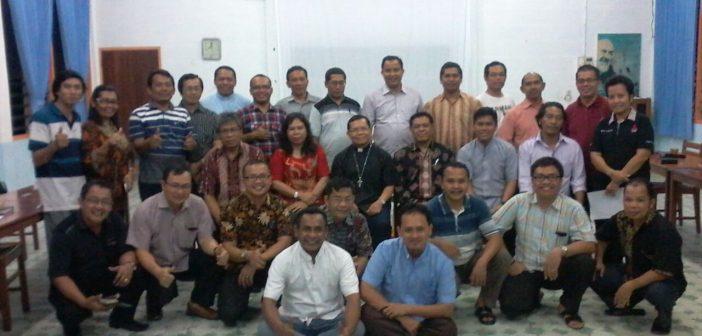 Tim Sinergitas Keuskupan Sibolga dan Dirjen Bimas Katolik Hasilkan 3 Kesepakatan
