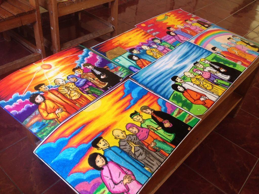 SDK Don Bosco Raih Juara 1 Lomba Menggambar – Mirifica News