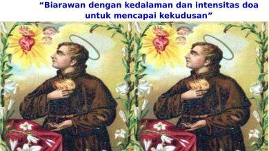 Santo santa 24 Februari