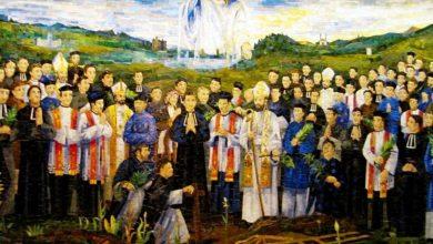 24 November, katekese, Komsos KWI, Konferensi Waligereja Indonesia, KWI, Para Kudus di Surga, Santo Andreas Dung-Lac, dkk, santo santa, teladan kita
