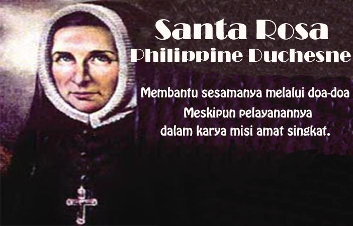 18 November, katekese, Komsos KWI, Konferensi Waligereja Indonesia, KWI, Para Kudus di Surga, Santa Elizabeth dari Hungaria, santo santa, teladan kita