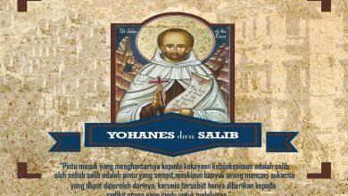 14 Desember, katekese, Komsos KWI, Konferensi Waligereja Indonesia, KWI, Para Kudus di Surga, Santa Lusia, Santo Yohanes dari Salib, santo santa, teladan kita, masa adven, pekan adven, natal