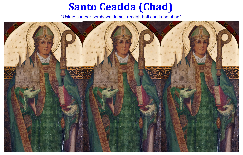 Santo Ceadda (Chad)