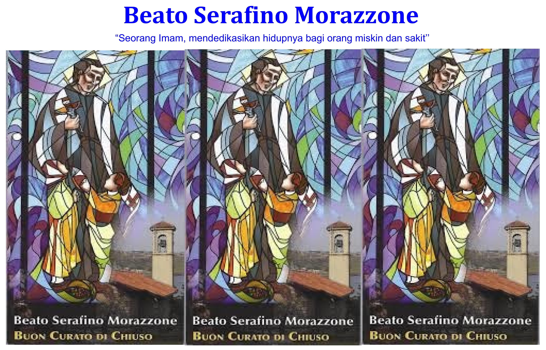 Beato Serafino Morazzone
