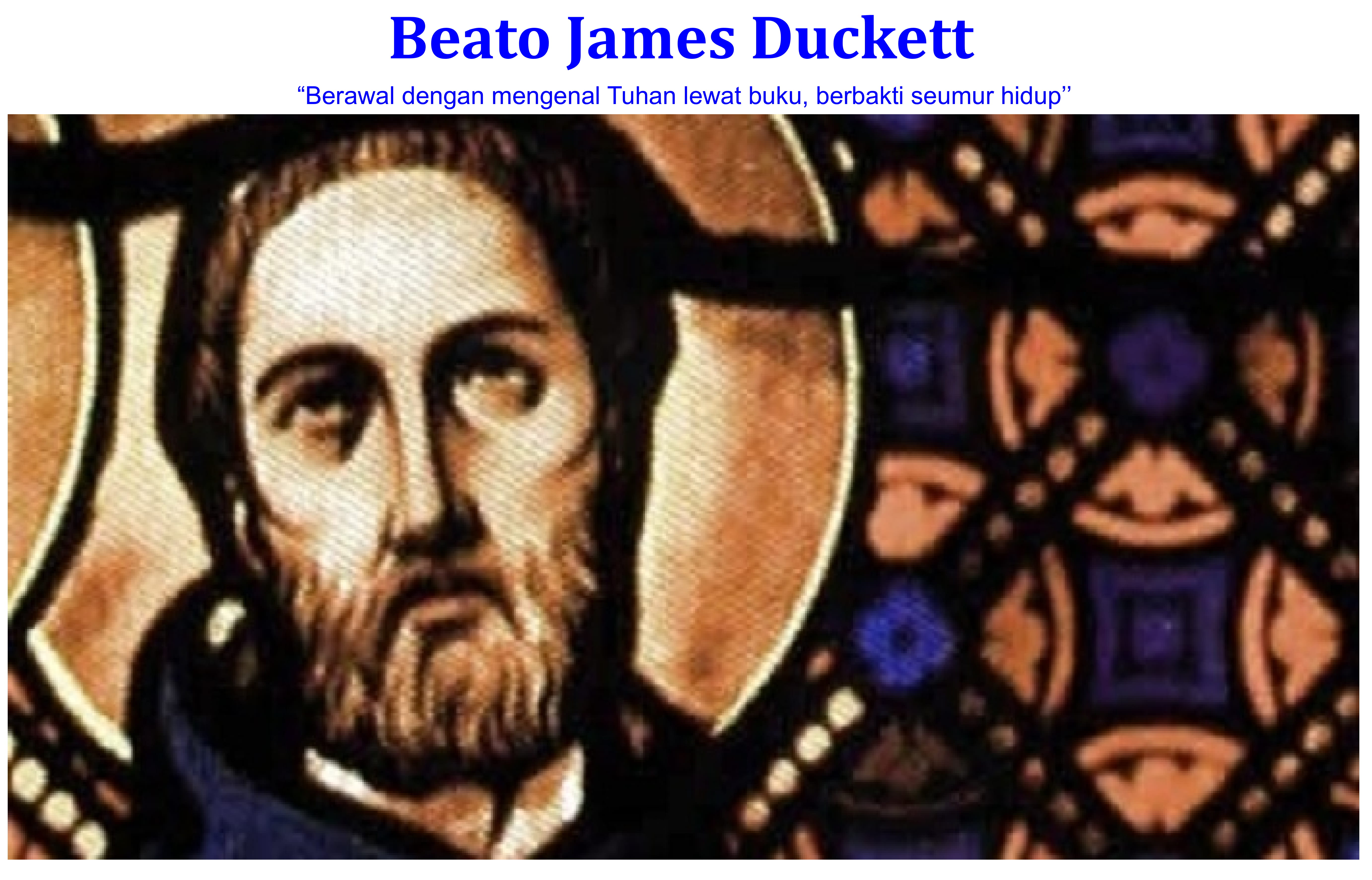 Beato James Duckett