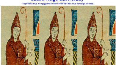 Santo Hugo dari Cluny/Ilustrasi