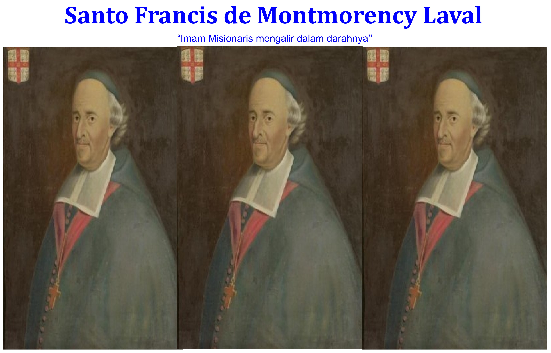 Santo Francis de Montmorency Laval