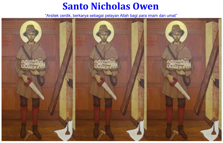 Santo Nicholas Owen