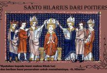 13 Januari, Santo Hilarius dari Poitiers, Santa Tatiana, katekese, katolik, Komsos KWI, Konferensi Waligereja Indonesia, KWI, Para Kudus di Surga, putera allah, santo santa, Sukacita, teladan kita