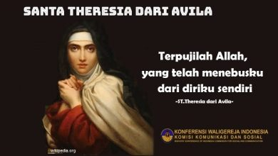 Santa Theresia dari Avila