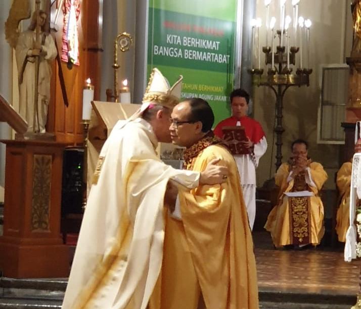 Uskup Ruteng, Keuskupan Ruteng, Komsos KWI, Konferensi Waligereja Indonesia, 13 november 2019