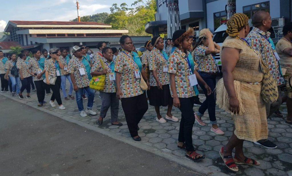 Jayapura, katekese, katolik, Komsos Jayapura, Komsos KWI, Konferensi Waligereja Indonesia, perayaan ekaristi, Pesparani, Provinsi Papua, Universitas Cenderawasih