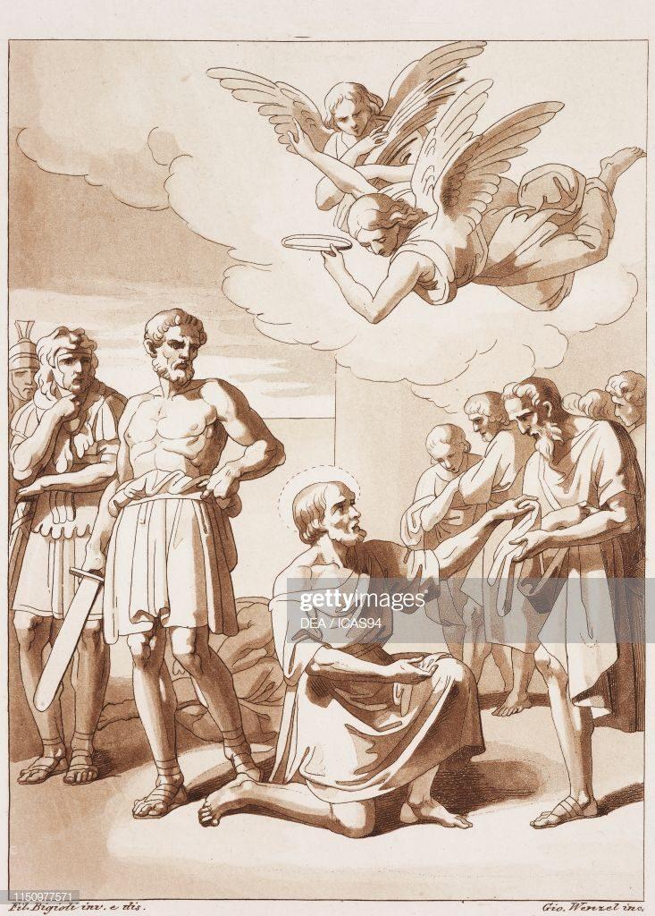 2 Februari,  Santo Caesarius dari Nazianzen, Santo Polikarpus, katekese, katolik, Komsos KWI, Konferensi Waligereja Indonesia, KWI, Para Kudus di Surga, putera allah, santo santa, Sukacita, teladan kita