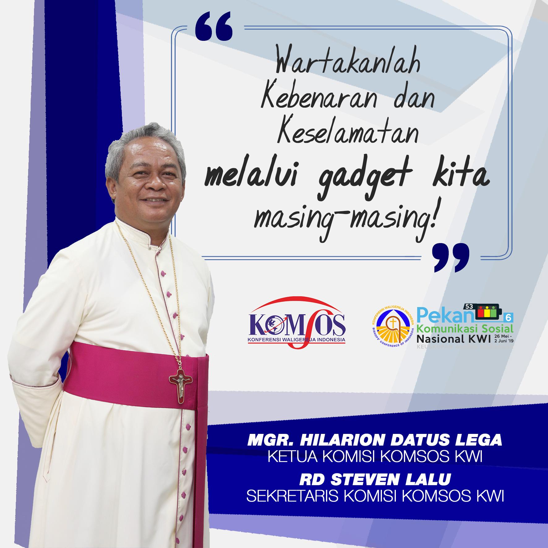 Komisi Komsos KWI
