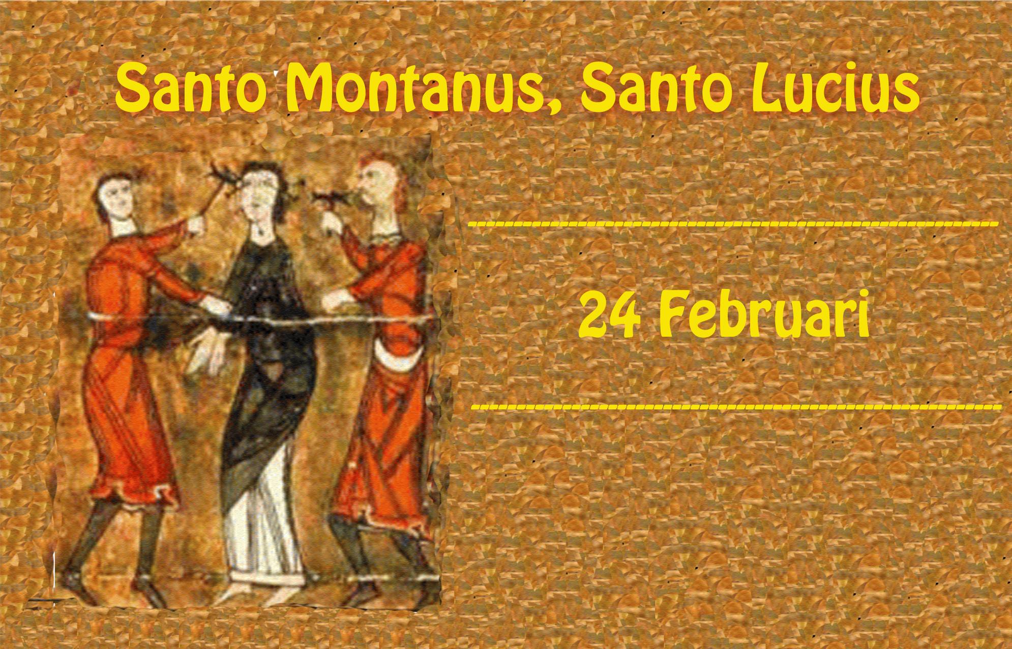 24 Februari, Santo Caesarius dari Nazianzen, Santo Polikarpus, katekese, katolik, Komsos KWI, Konferensi Waligereja Indonesia, KWI, Para Kudus di Surga, putera allah, santo santa, Sukacita, teladan kita