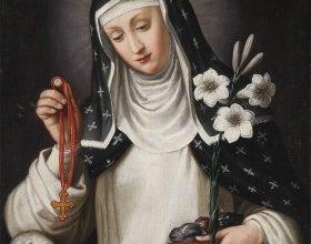 Santa Agnes dari Montepulciano