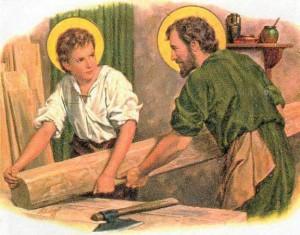 Santo Yusuf pekerja