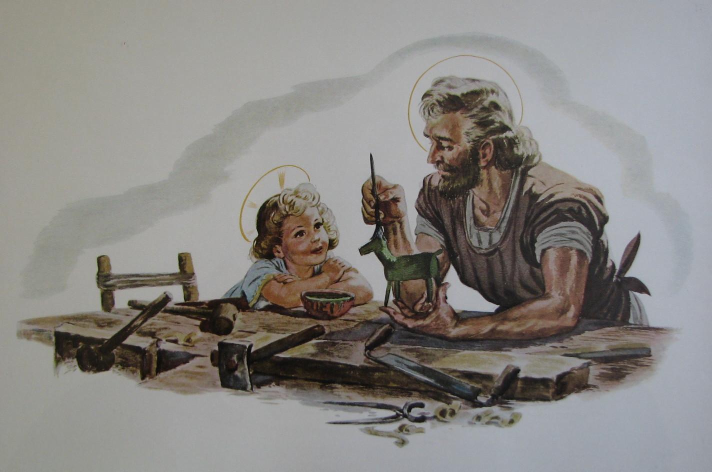 Pesta Santo Yusuf Pekerja – Mirifica News
