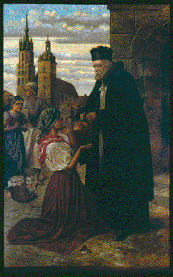 St Yohanes dari Kanty