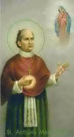 St. Antonius Maria Claret